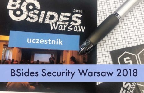 Security BSides Warsaw 2018